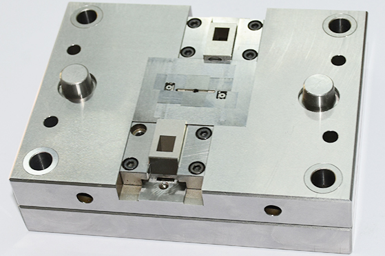 Connector mold parts